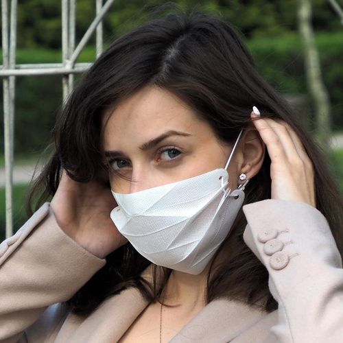 Masque facial ASTRAL avec étui PROMO Agence Essentiel