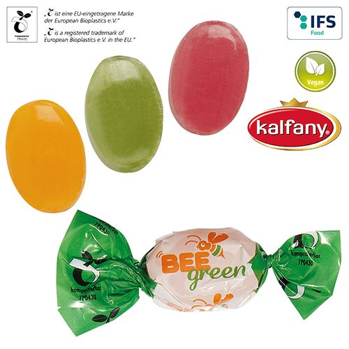 Bonbons en papillote