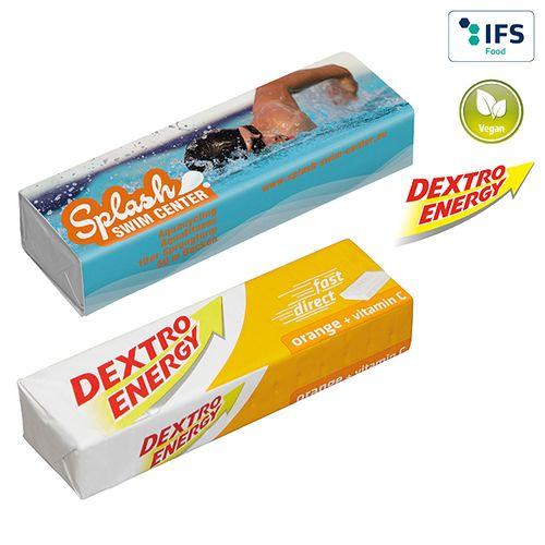 Barre de DEXTRO ENERGY - Orange