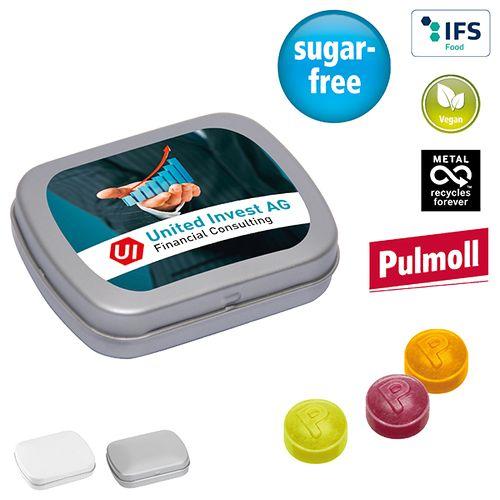 Mini boîte à pastilles avec Pulmoll