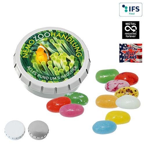 SUPER MINI Boîte «Clic-Clac» avec American Jelly Beans