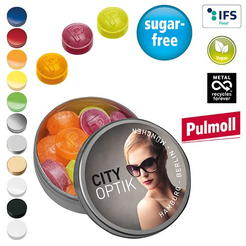 Boîte XS avec pastilles Pulmoll