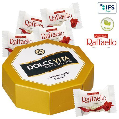 Boîte cadeau octogonale Raffaello