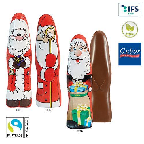 Père Noël chocolat MINI «standard»