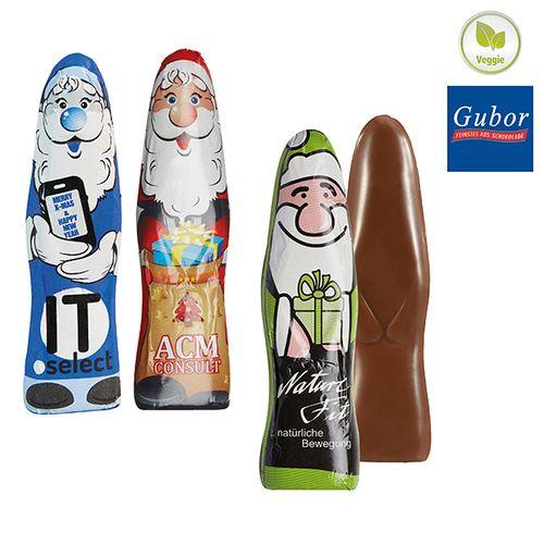 Père Noël en chocolat MINI