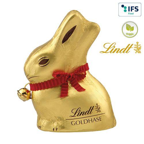 Lapin Pâques «Lindt» - sans Impression