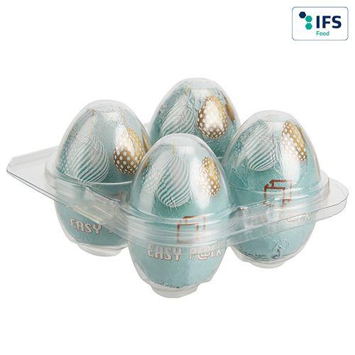 Boîte d'œufs sans banderole