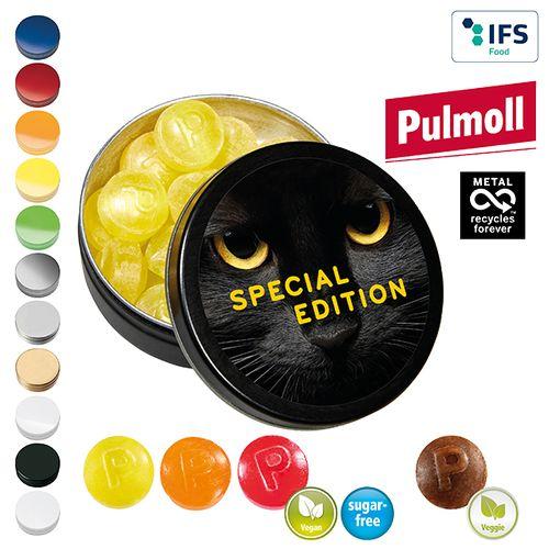 Boîte XS pastilles Pulmoll Spécial  personnalisé montpellier Paris Ile de France