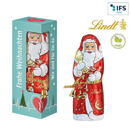Père Noël de Lindt & Sprüngli boîte