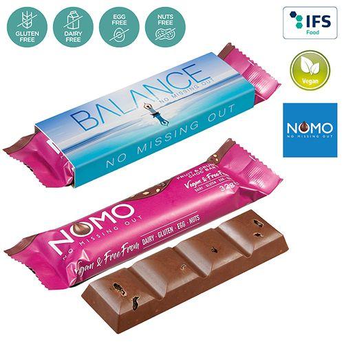 NOMO - Barre de chocolat VEGAN