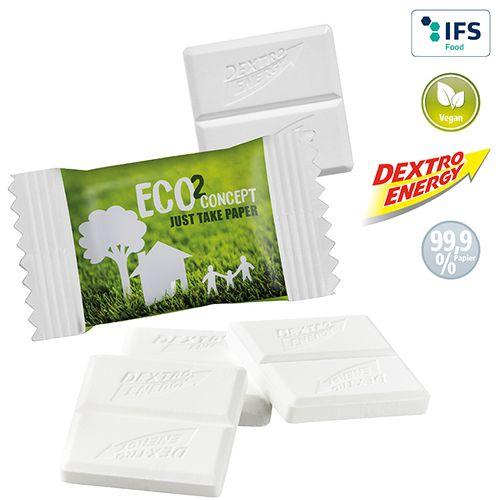 DEXTRO ENERGY flowpack papier