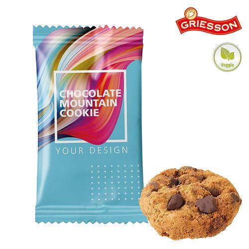"""Mini Cookie """"Chocolate Mountain"""" - petite quantité objet publicitaire original"""