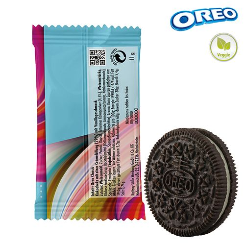 """Biscuit """"OREO"""" - petite quantité objet publicitaire original"""