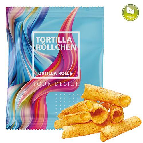 Tortilla Rolls croustillants - petite quantité