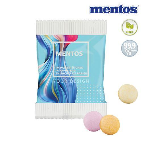 Mentos DUO Fruit Mix en sachet de papier - petite quantité