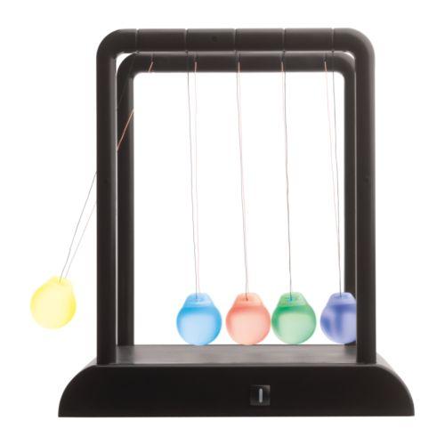 La bille oscillante avec lampe REFLECTS-MURMANSK