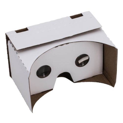 Lunettes de réalité virtuelle VR REEVES-TOMBOA