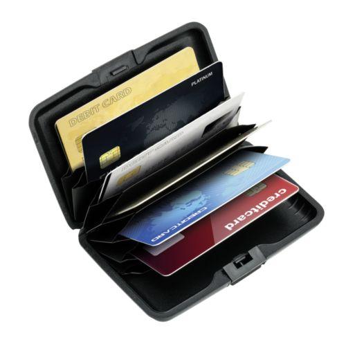 Porte-cartes avec protection RFID REFLECTS-KENITRA
