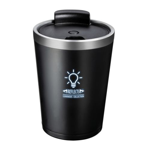 Thermomug RETUMBLER-FOLKSTONE LIGHT UP ITEMS AZAP  branded Personalized Printed Goodies by Azap Business Gift