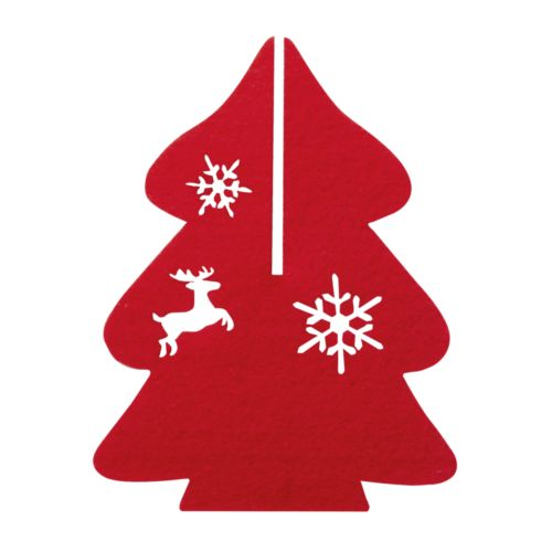 Décoration de Noël REFLECTS-JINAN RED