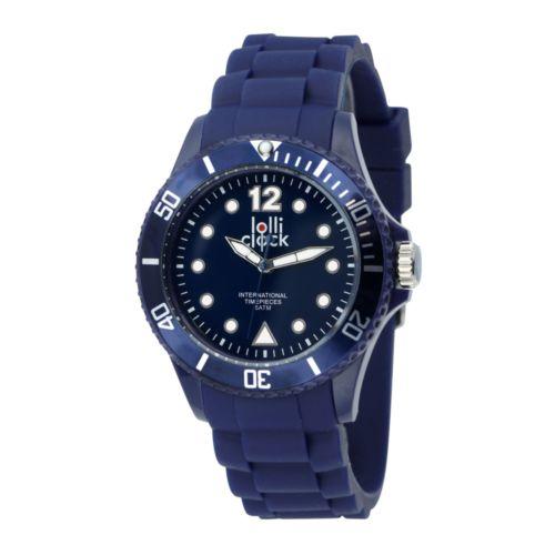 Montre-bracelet LOLLICLOCK- BLUE