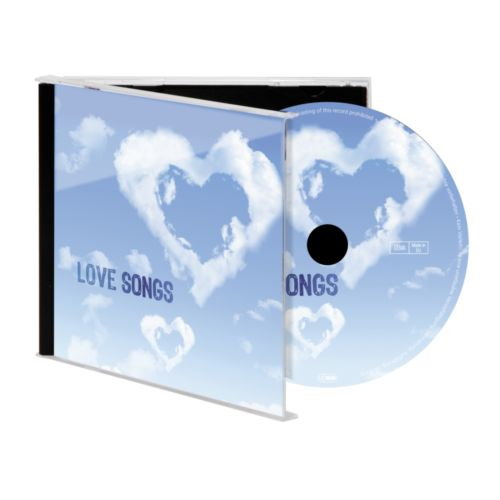 CD de musique -LOVE SONGS