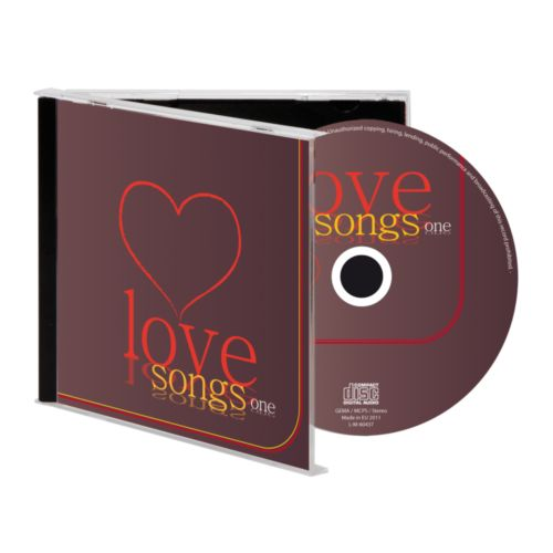 CD de musique -LOVE SONGS one