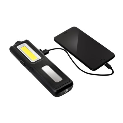 Multifunktions-Taschenlampe mit Powerbankfunktion REEVES-DELFT ANDRANG GmbH Bahnhofstrasse 54 71332 Waiblingen REFLECTS GmbH