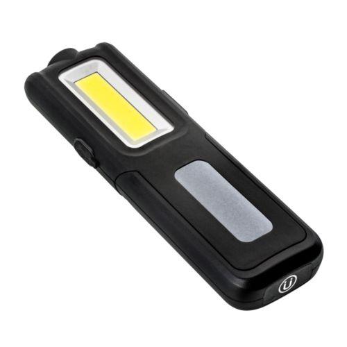 Lampe de poche multifonction avec powerbank REEVES-DELFT BLACK