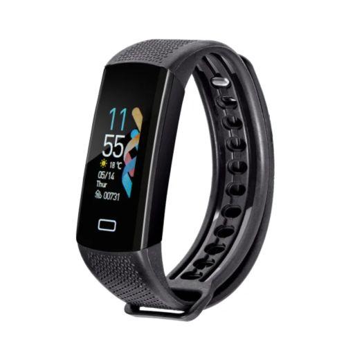 Smartwatch RETIME-FONTANA BLACK