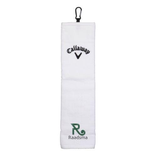 serviette de golf