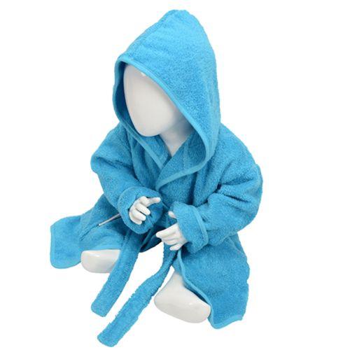 Babiezz® Bathrobe with Hood