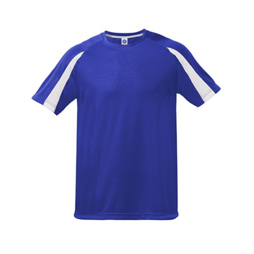 Unisex Contrast Sports T-Shirt