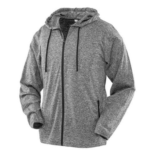 Womens Hooded Tee-Jacket
