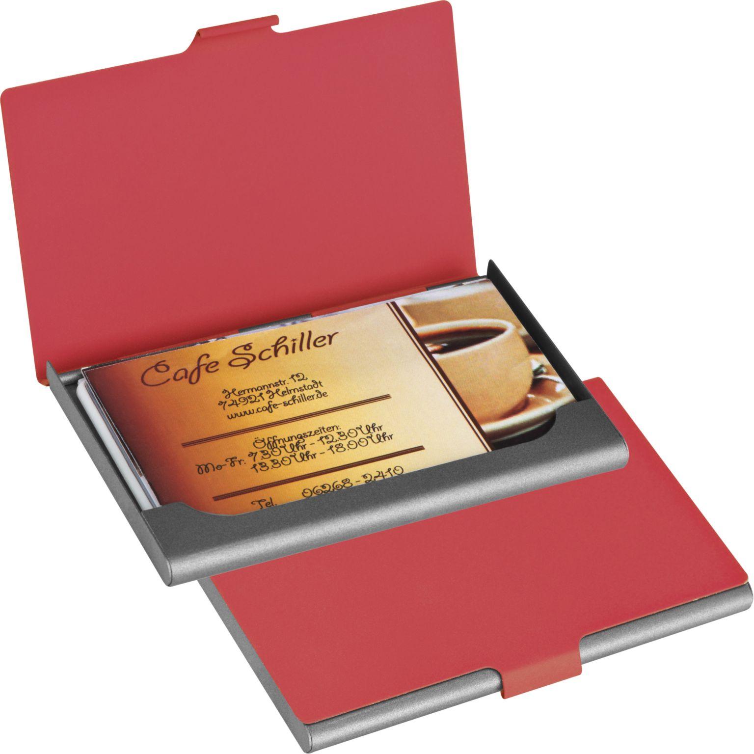 Porte-cartes de visite