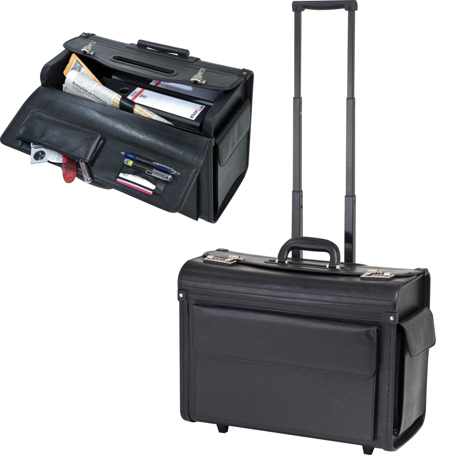 CrisMa document and pilot trolley