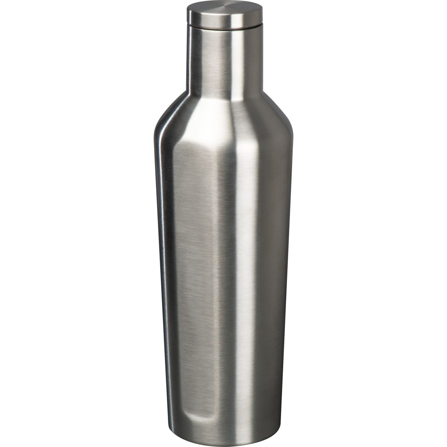 Vacuum drinking bottle