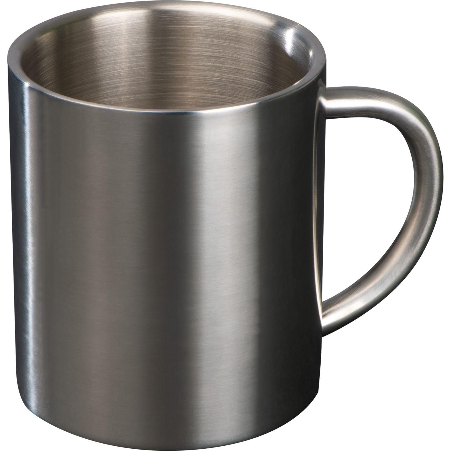 Tasse en métal