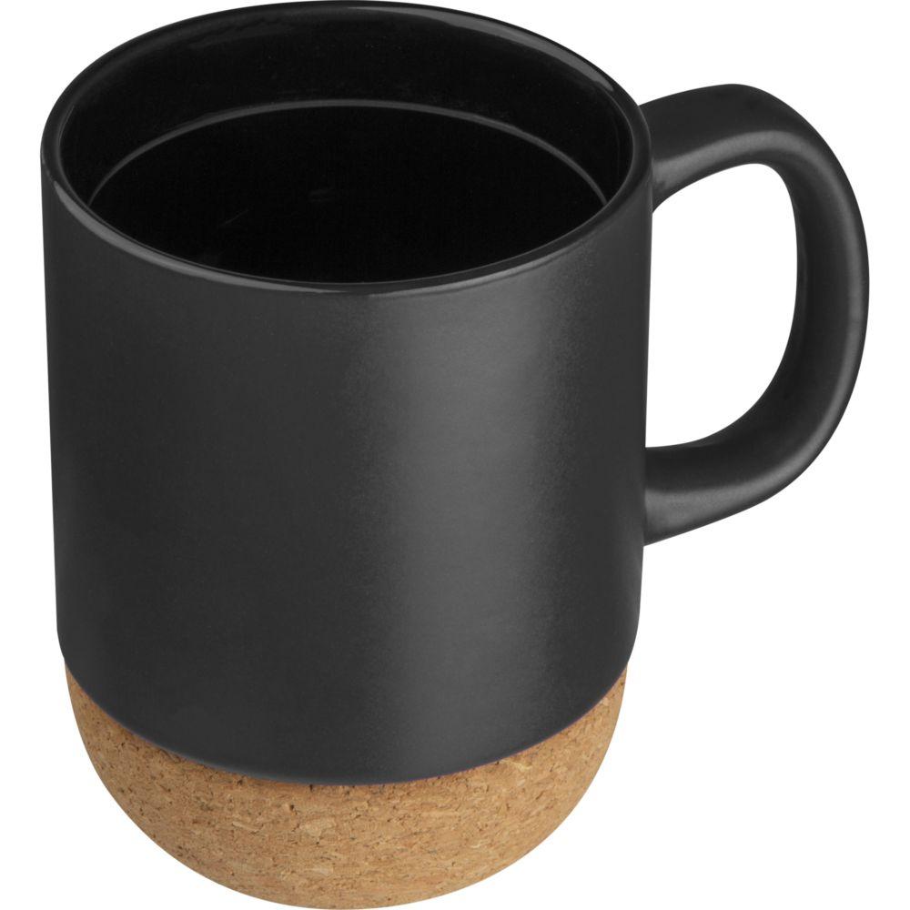 Tasse avec fond en liège
