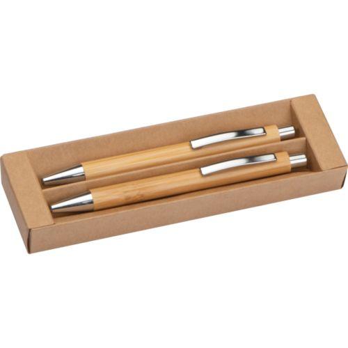 Bamboo wrting set