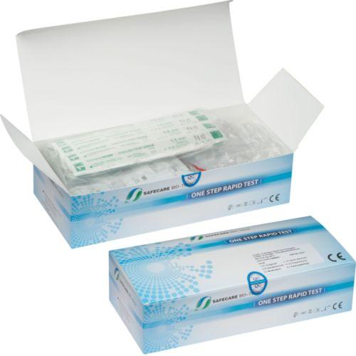 Test rapide antigène COVID-19