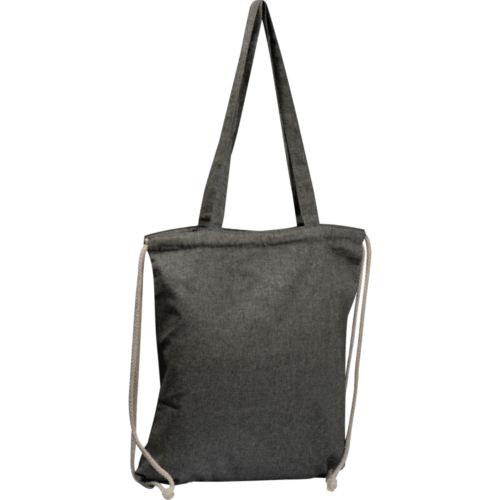 Rexycled cotton bag