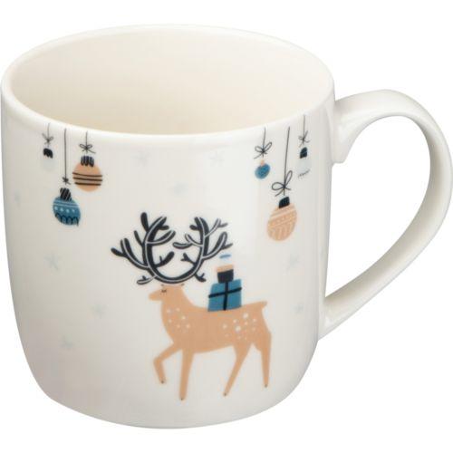 Mug avec motif de Noël