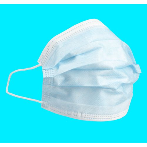 Masque chirurgical CE 3 veli - Type IIR