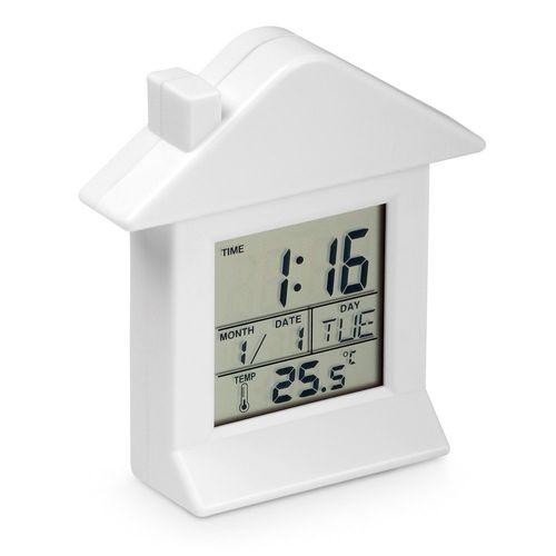 HOME. Horloge de table, Objet personnalisable, comité social économique