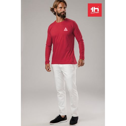 THC BUCHAREST. T-shirt à manches longues pour homme