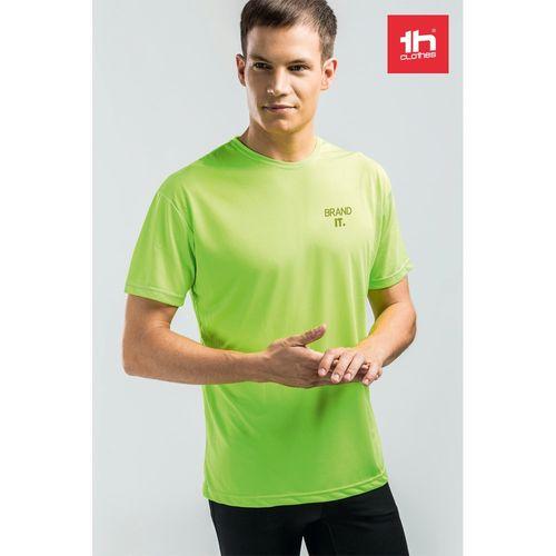 THC NICOSIA. T-shirt technique homme, Objet personnalisable, comité social économique