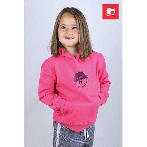 THC PHOENIX KIDS. Sweat-shirt enfant avec capuche, unisexe, Objet personnalisable, comité social économique