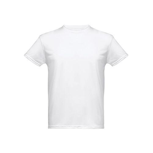 THC NICOSIA WH. T-shirt technique homme, Objet personnalisable, comité social économique
