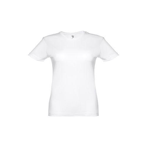 THC NICOSIA WOMEN WH. T-shirt technique femme, Objet personnalisable, comité social économique